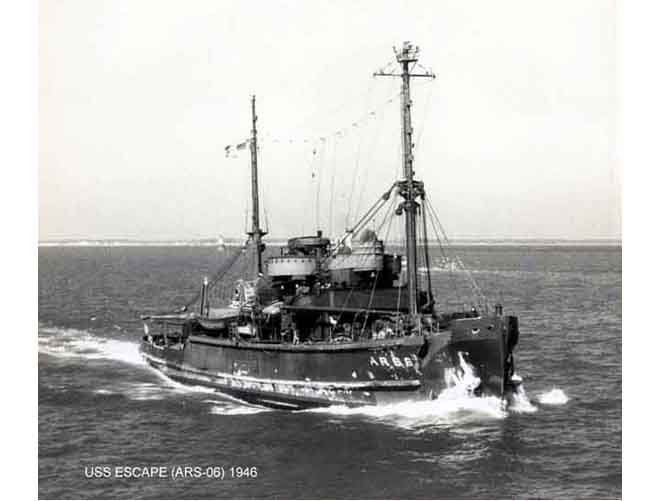 USS Escape ARS-6