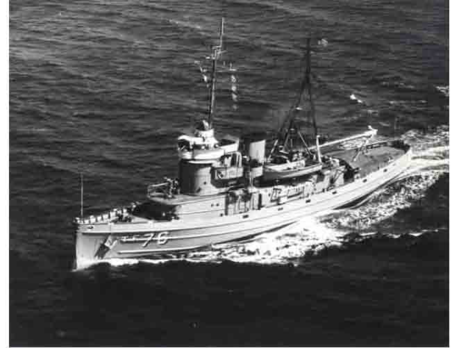 USS Ute ATF-76