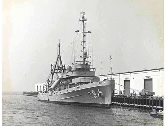 USS Florikan ASR-9