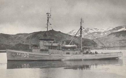 USS Chowanoc ATF-100