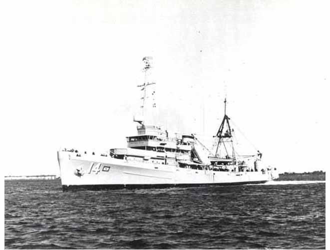 USS Petrel ASR-14