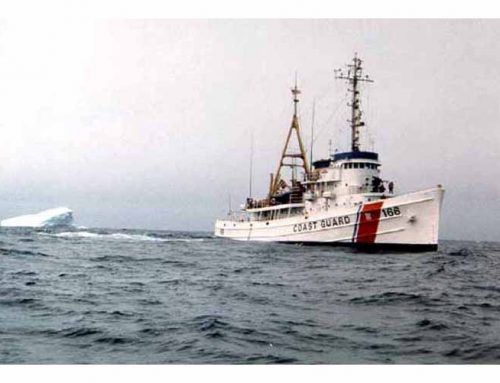 The ship that saved 7 during 'Perfect Storm' to be sunk off N.J.