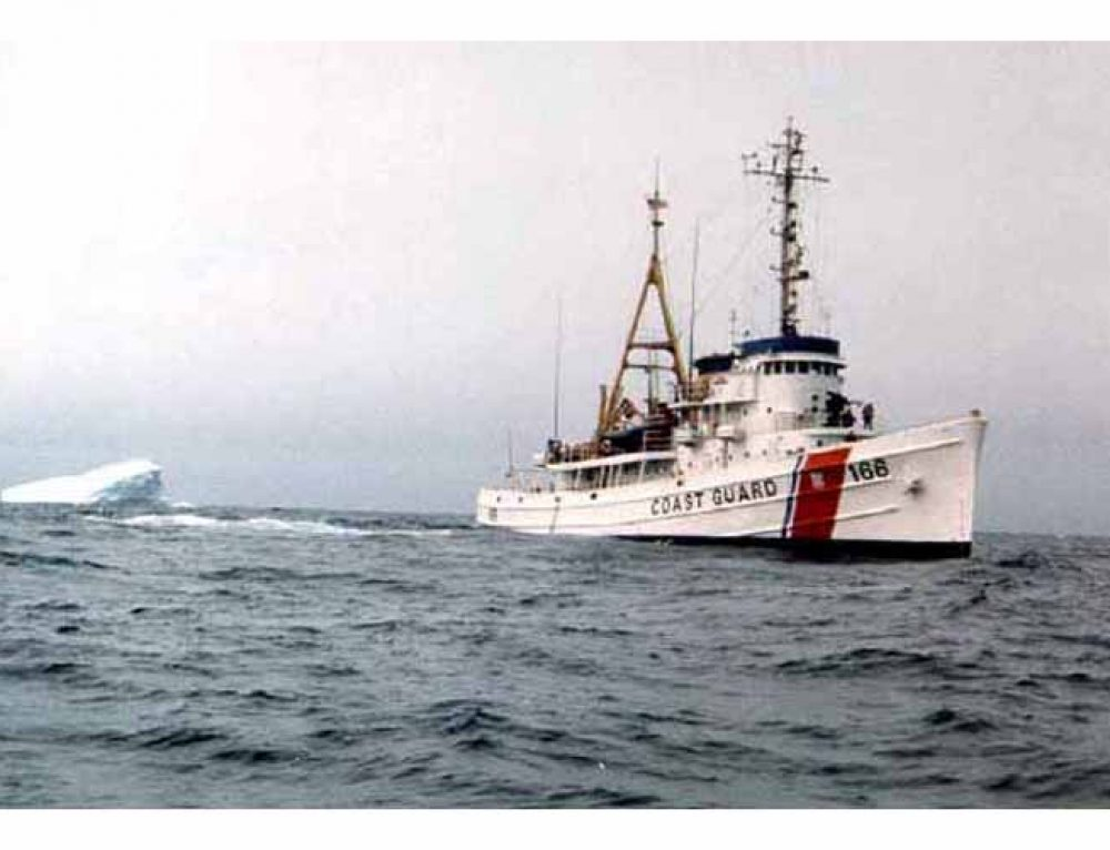 Sinking of the U.S. Coast Guard Cutter Tamaroa