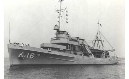 USS Tringa ASR-16
