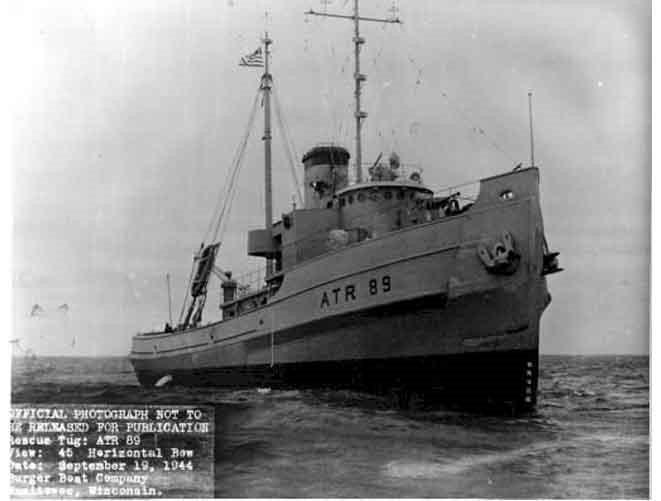 USS ATR-89