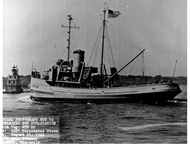 USS ATR-88