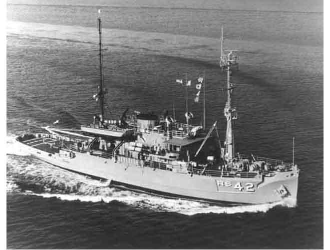 USS Reclaimer ARS-42