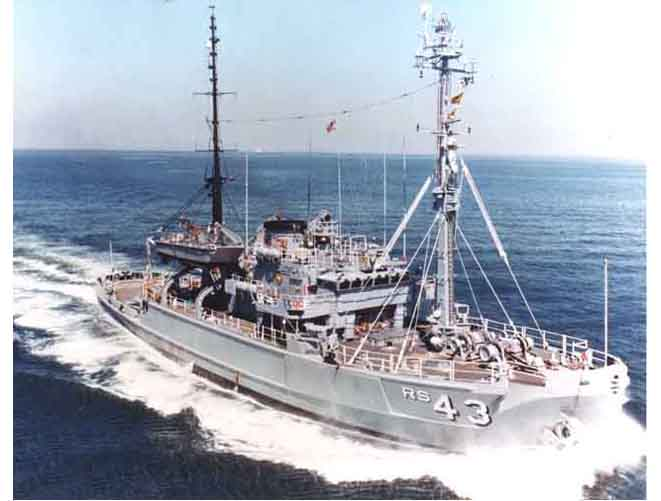 USS Recovery ARS-43