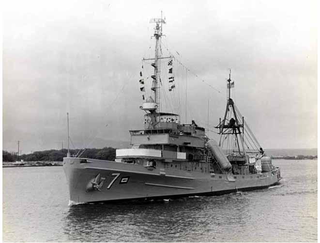 USS Chanticleer ASR-7