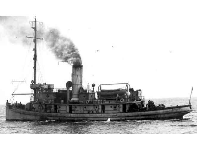 USS Allegheny ATO-19