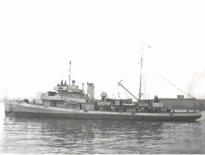 USS Partridge ATO-138