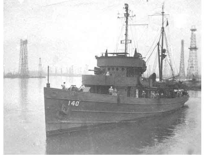 USS Robin ATO-140