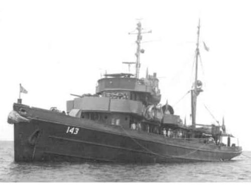 USS Turkey ATO-143