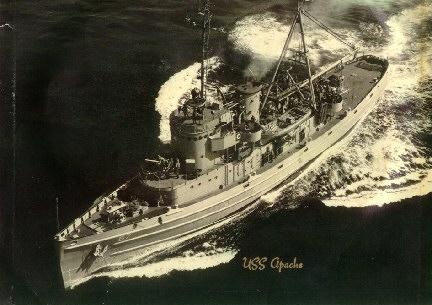 USS Apache ATF 67