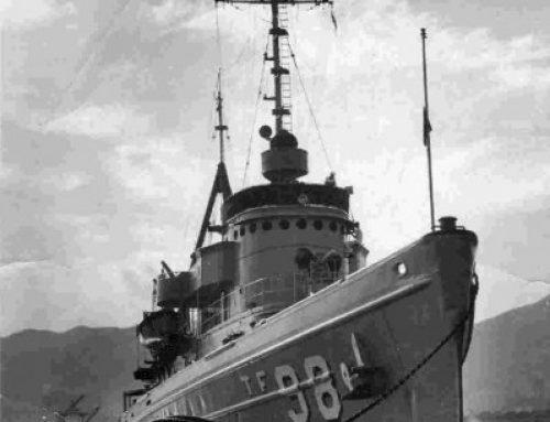 USS Arikara & Hidatsa Reunion