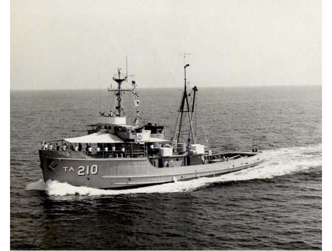 USS Catawba ATA-210