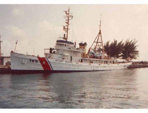 USS Cherokee AT-66 – USCGC Cherokee WAT-165