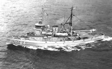 USS Cree ATF-84