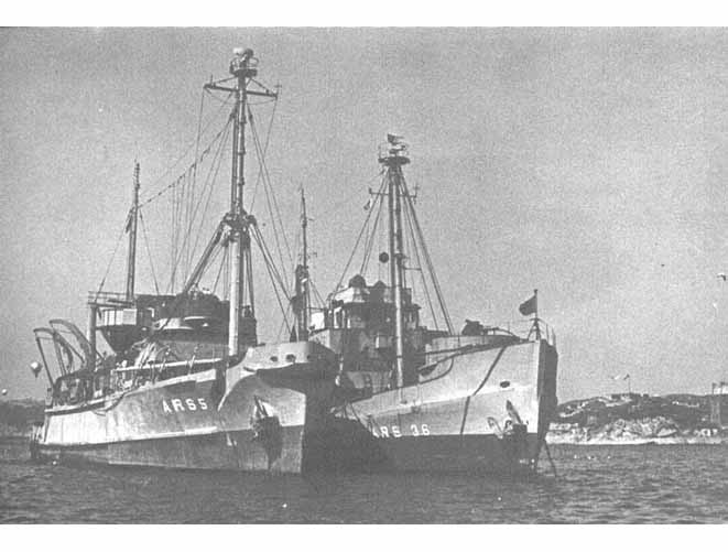USS Diver ARS-5