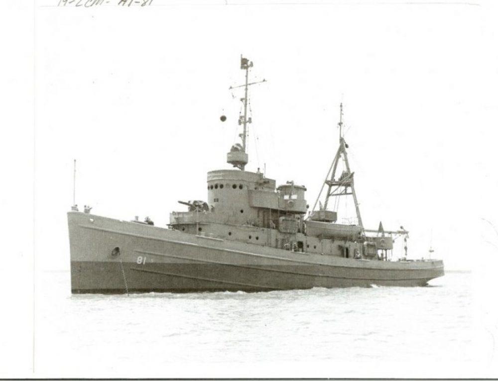 USS Bannock ATF 81