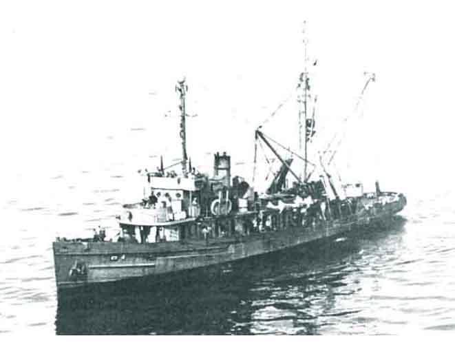USS Mallard ASR-4
