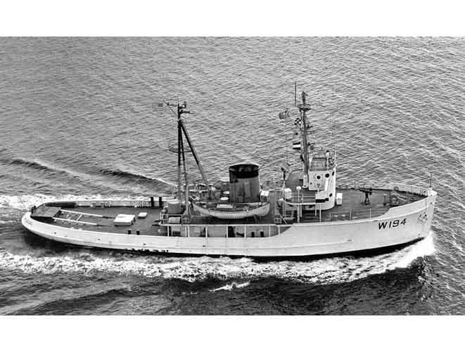 USS Bagaduce ATA-194