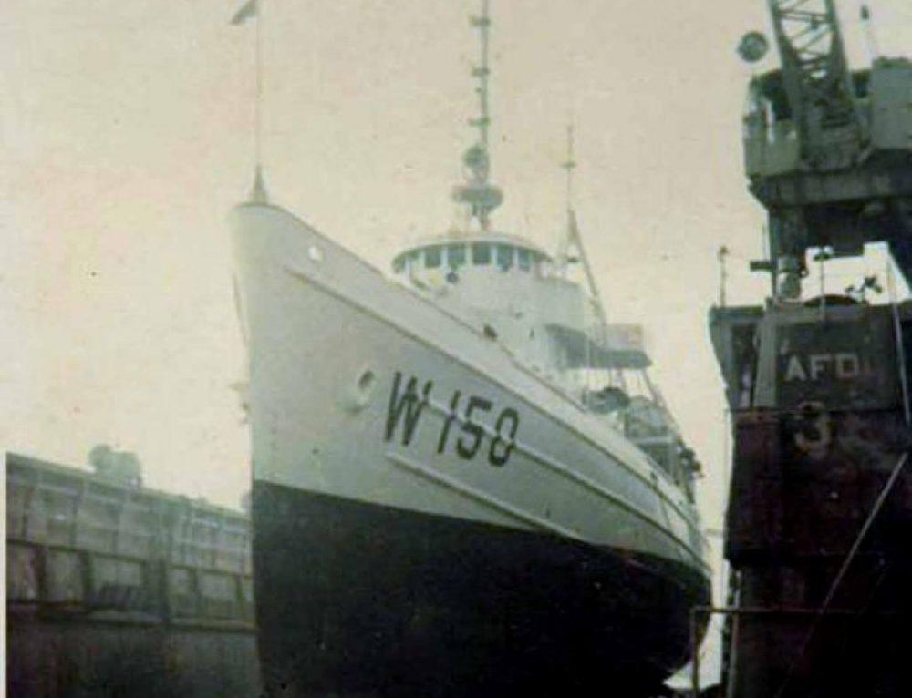 USS Avoyel ATF 150 – USCGC Avoyel WMEC WAT