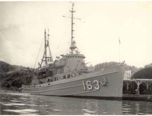 USS Utina ATF-163