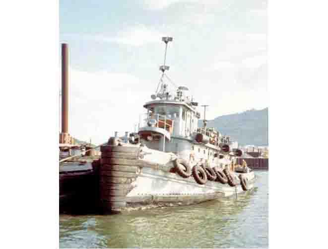 USS Hombro YTM 769