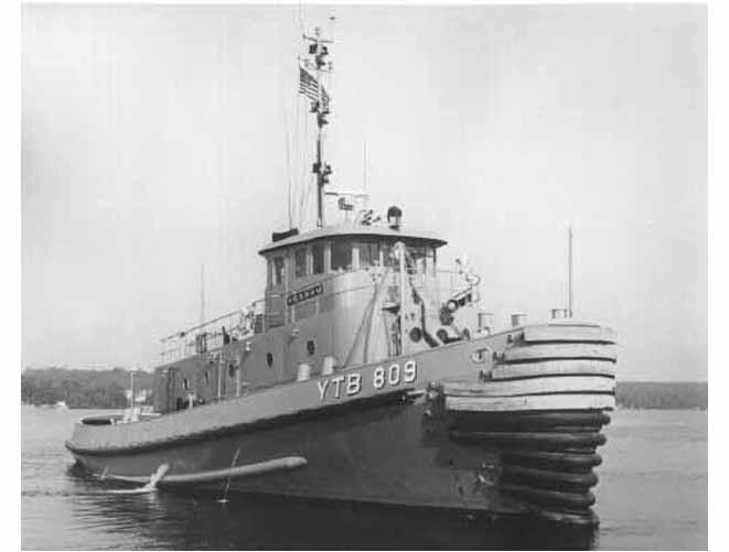 USS Agawam YTB-809