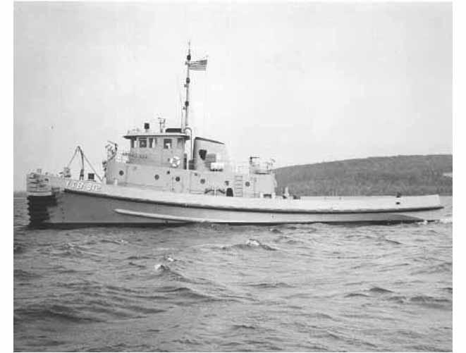 USS Accomac YTB-812