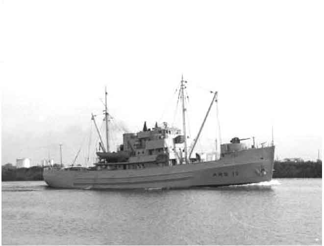 USS Anchor ARS-13