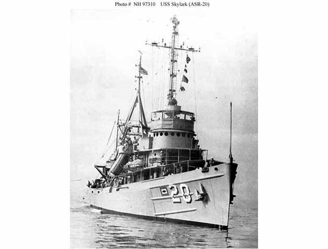 USS Skylark ASR-20