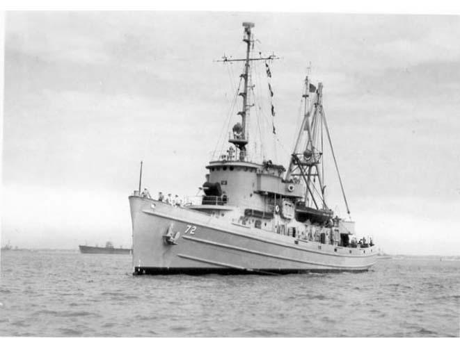 USS Kiowa ATF-72