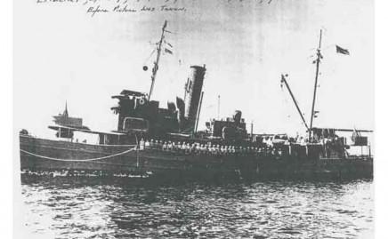 USS Ontario ATO-13
