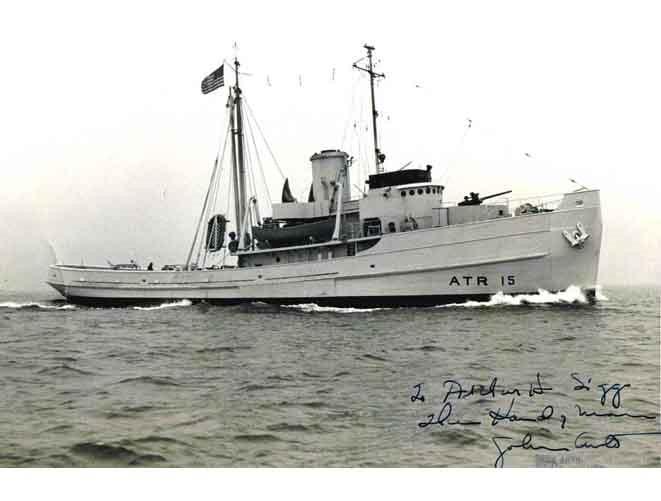 USS ATR-15