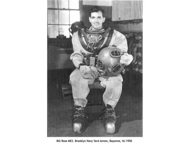 Bill Rose 1950