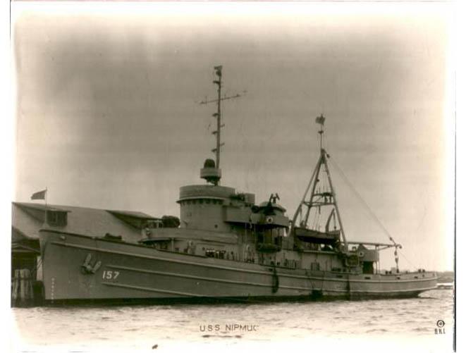 USS Nipmuc ATF-157