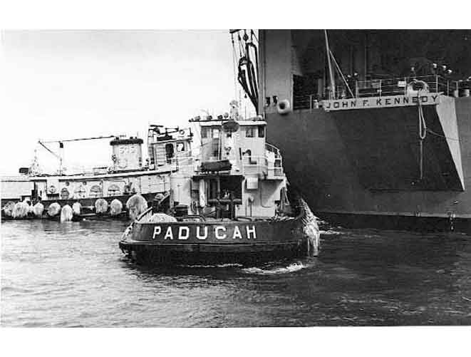 USS Paducah YTB-758