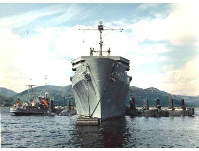 USS Sunbird ASR-15