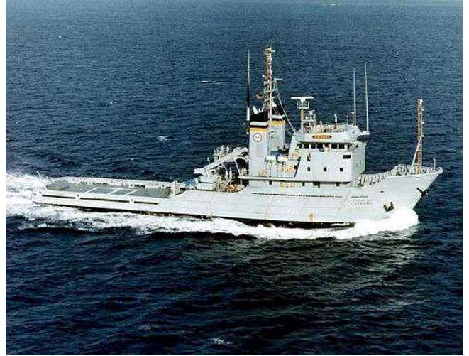 USNS Catawba T-ATF-168