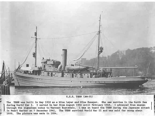 USS Tern ATO-142