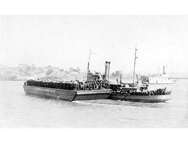 USS Tillamook YTM-122