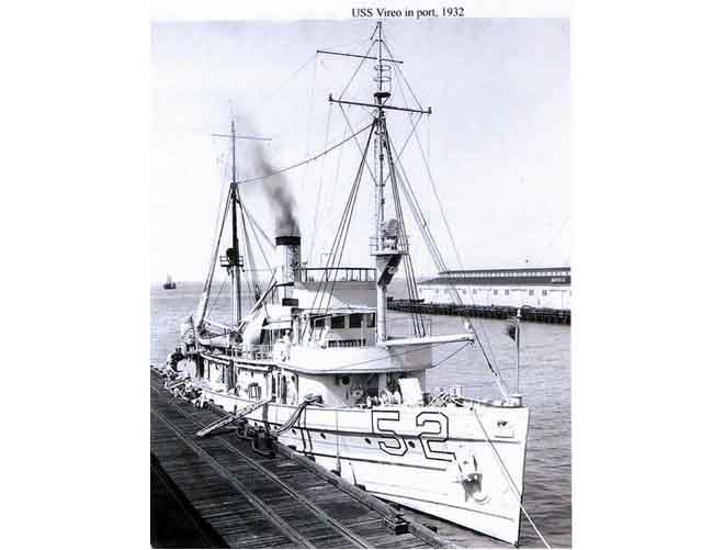 USS Vireo ATO-144