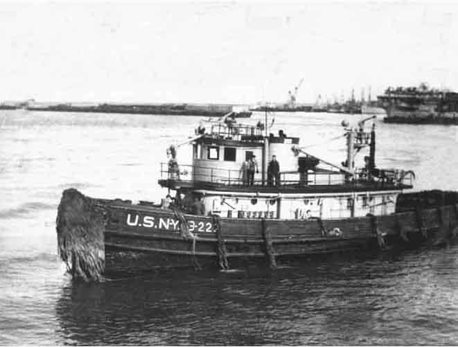 USS Kasota YTB-222