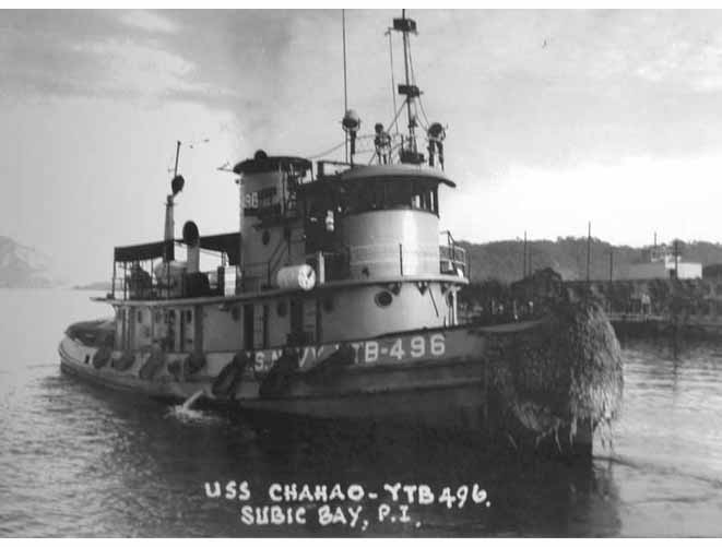 USS Chahao YTB-496